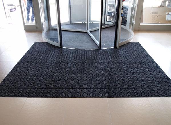 Waterhog Geometric Floor Mat Tiles