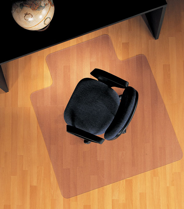 chairmats for hard surfaces are desk mats office floor mats
