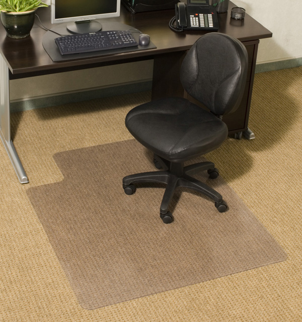 Chair Mats for Carpeted Surfaces & Chair Mats are Desk Mats / Office Mats | American Chair Mats