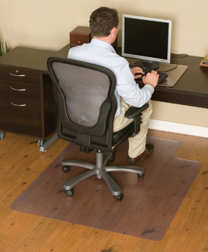 Chair Mats for Hard Surfaces
