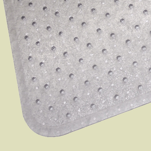 Vented Chair Mats for Carpet