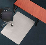 Design Print Chair Mats - Hard Surfaces