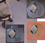 Designer Chair Mats - All Surfaces