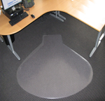 Workstation Design Designer Chair Mats